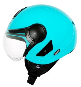 Vega Verve half for ladies helmet, Mint colour