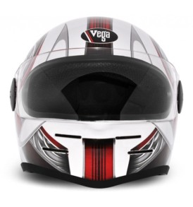 Formula Hp Warrior White Base Red Graphic